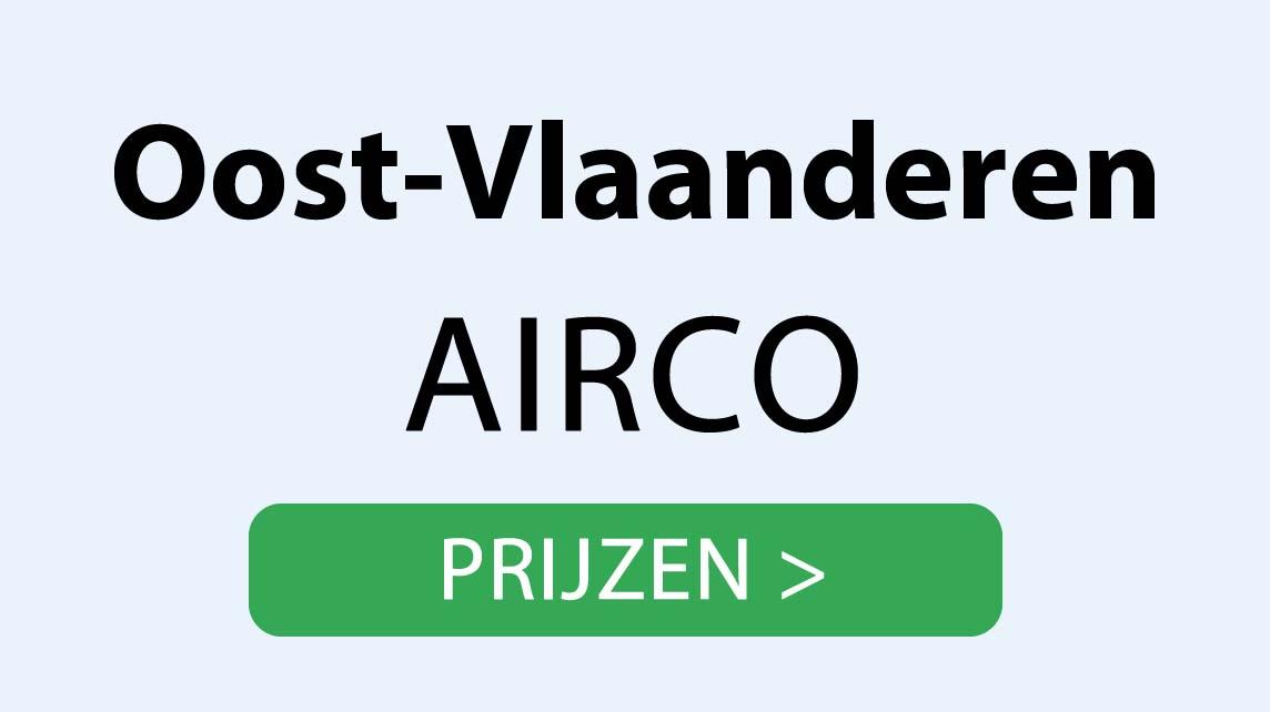 Oost-Vlaanderen Airco
